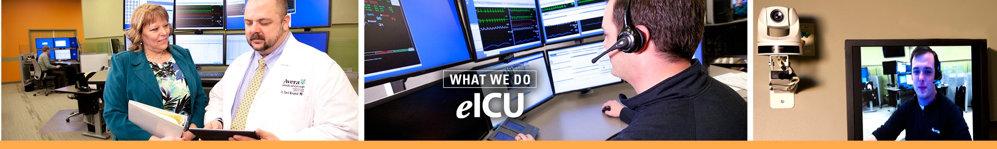 What we do: eICU