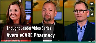 Thought Leader Video Series Avera eCARE Pharmacy