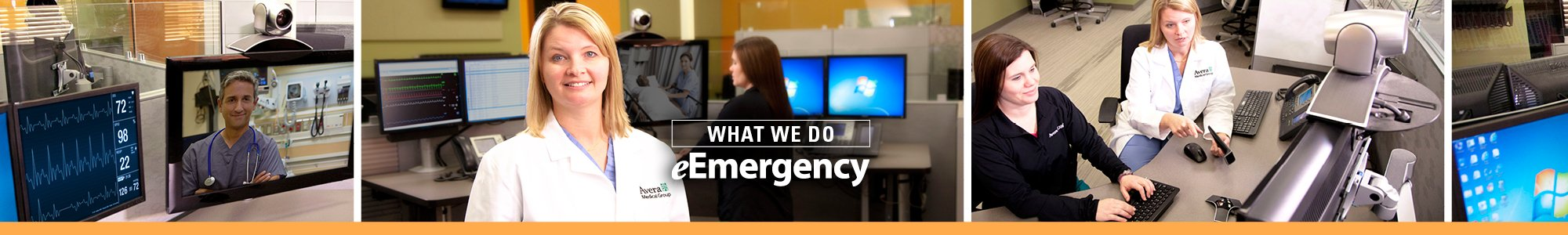 What we do: eEmergency